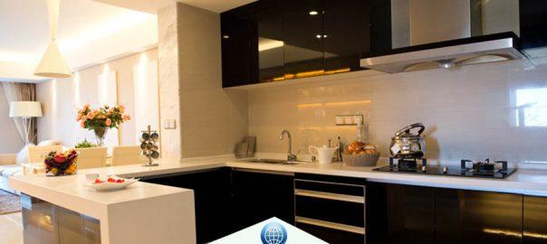 Jasa Pembuatan Kitchen Set Surabaya Murah Minimalis