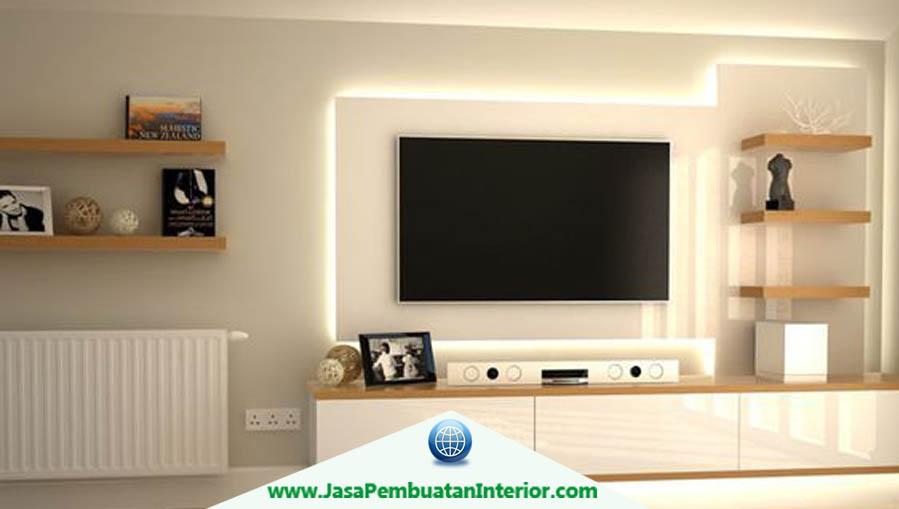 Contoh ModelModel Desain Rak TV Minimalis