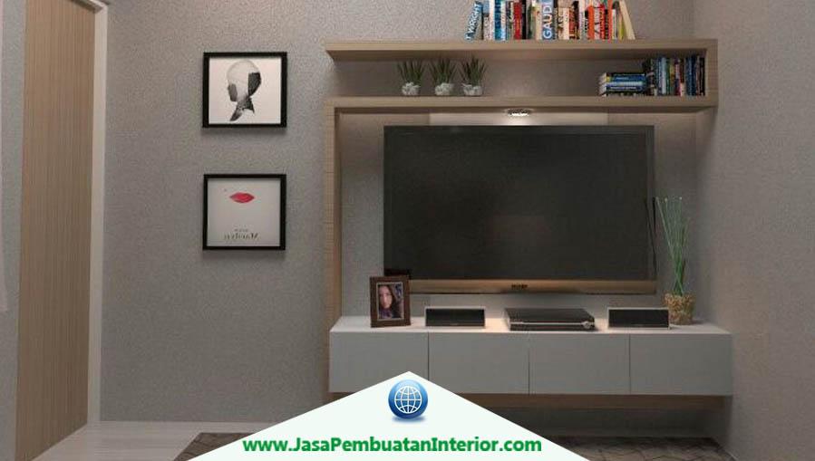 desain interior meja kamar minimalis